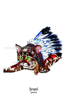 Feline Origins: The Bengal
