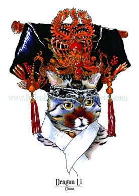 Feline Origins: Dragon Li