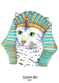 Feline Origins: The Egyptian Mau