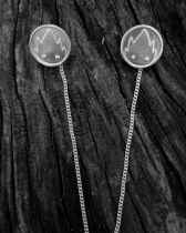 Calcifer collar pins