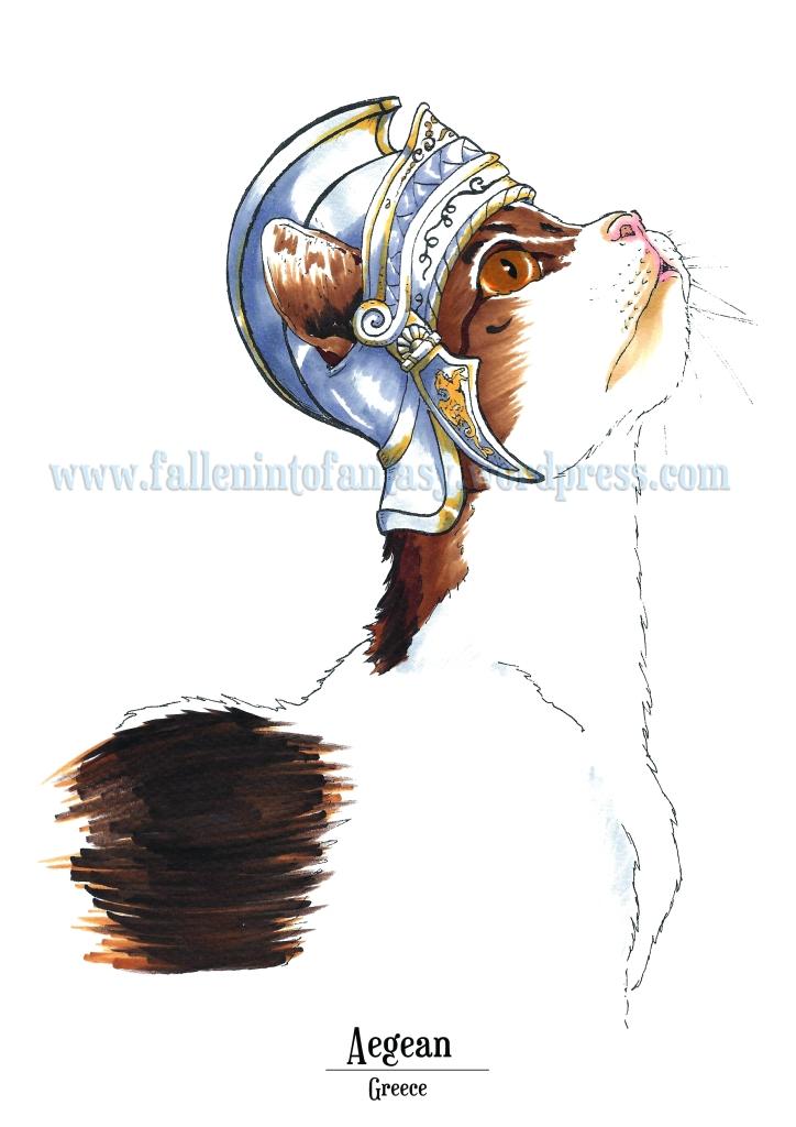 Feline Origins: The AEGEAN