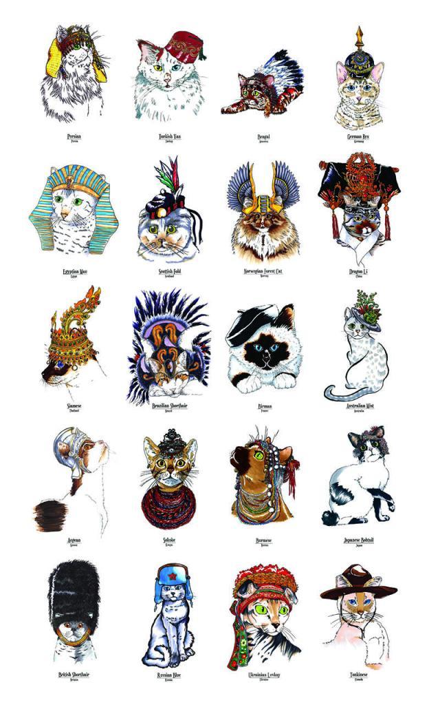 Feline Origins by Fallen Into Fantasy designs
